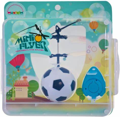 Mini Flyer Soccer