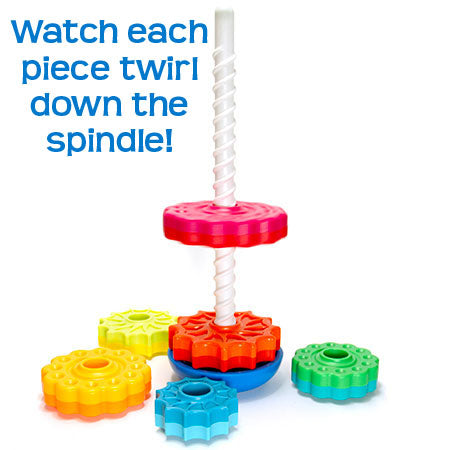 SpinAgain Stacker