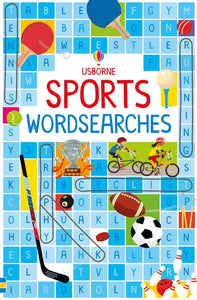 Sports Word Search Book