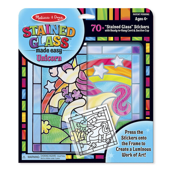 Stain Glass Made Easy Unicorn