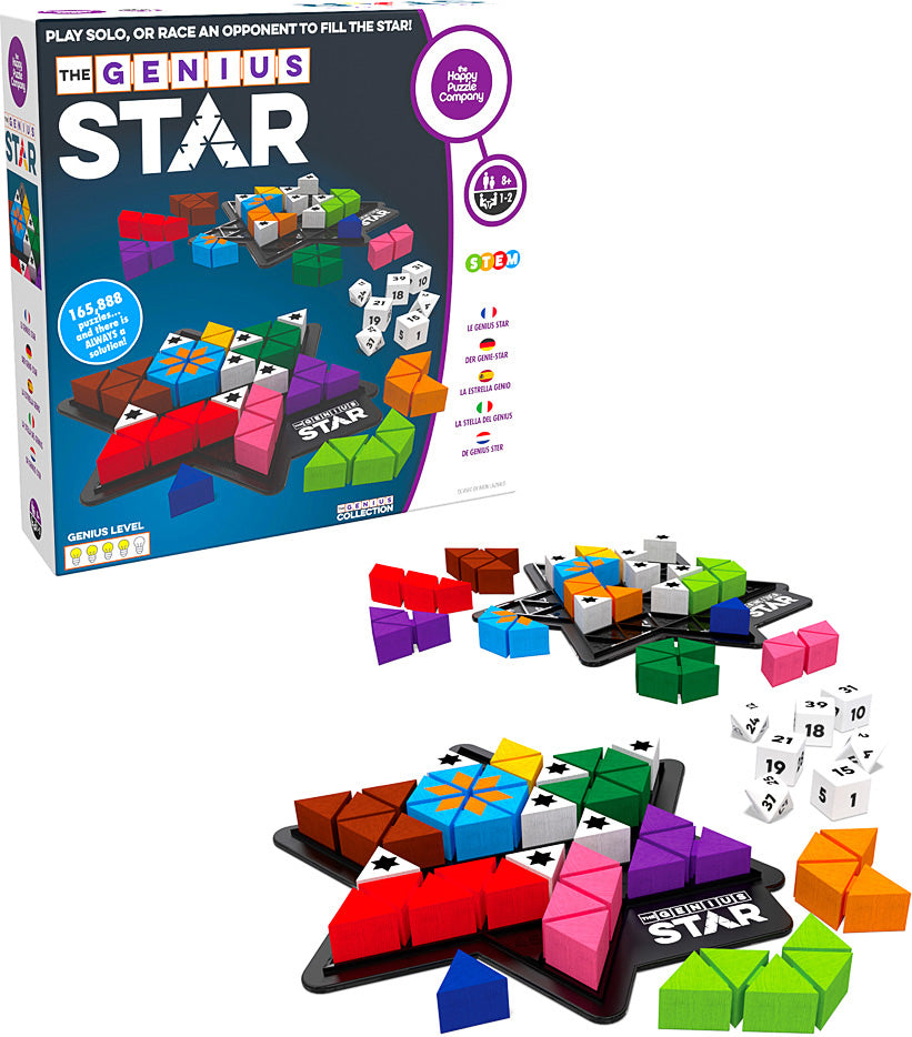Genius Star Game