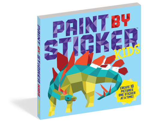 Paint by Sticker Kids, The Original Book
