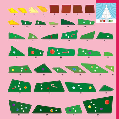 Paint by Sticker Kids : Christmas