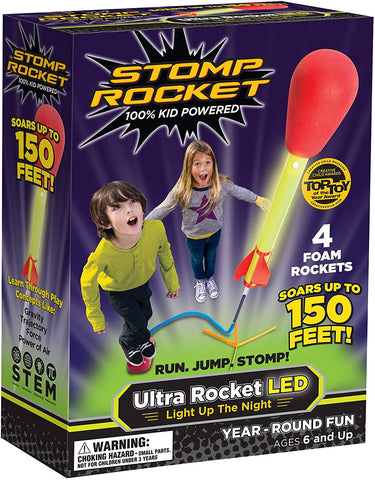 Stomp Rocket Ultra LED Rocket