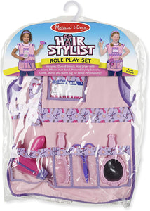 Beautician Hair Stylist Role Play Set