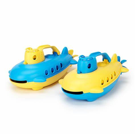 Submarine Bath Toy (Assorted Color)
