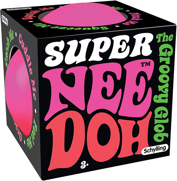 "Super Nee-Doh 5"" Stress Ball (Assorted Color)"