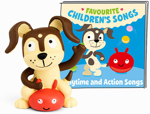 Audio Tonies Playtime and Action Songs