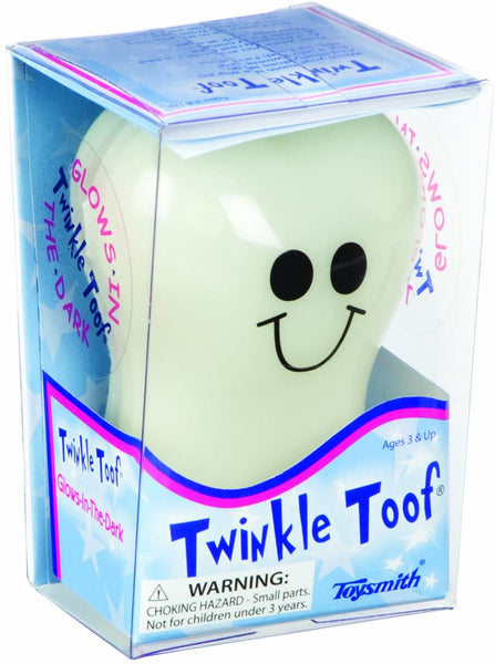 Twinkle Toof Tooth Fairy Glow Tooth