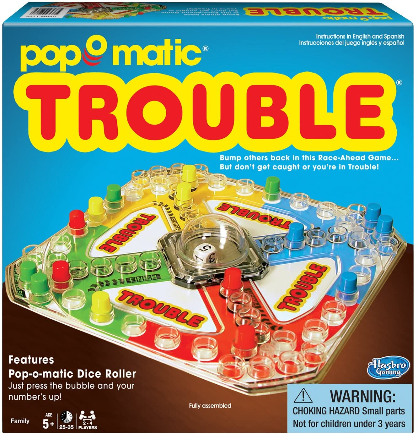 Trouble Game Classic