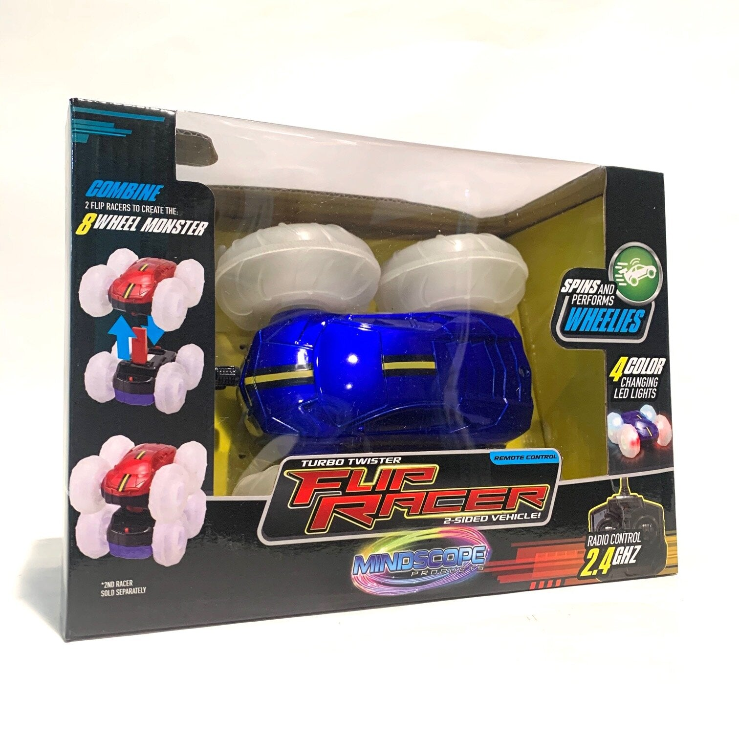 Turbo Twister Flip Racer Blue