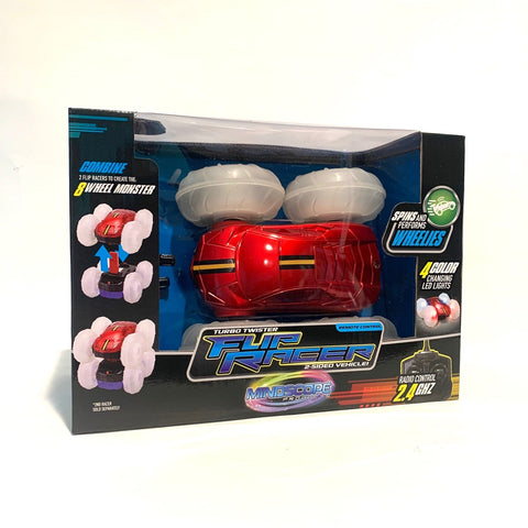 Turbo Twister Flip Racer REd