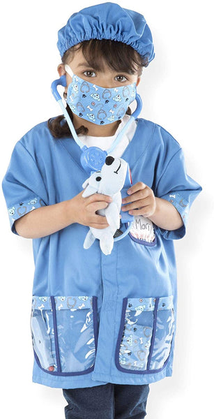 Role Play Veterinarian Outfit