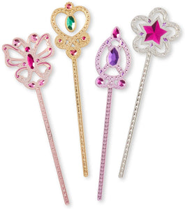 Dress Up Wands 4pc