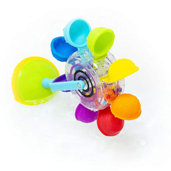 Whirling Waterfall Suction Toy