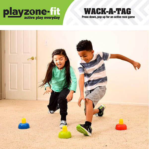 Playzone Whack a Tag Game