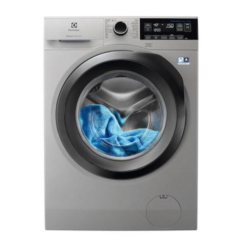 Electrolux Front Load Washing Machine Silver  EW7F3946LS