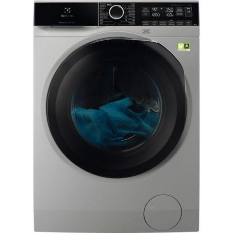 Electrolux 10Kg Front Load Washing Machine, 1600 RPM, Silver - EW8F1168MS (Made In ITALY)
