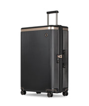Echolac Dynasty Trolley Bag - Black and Gold, 28 inch - PC142 28 BLK/GLD