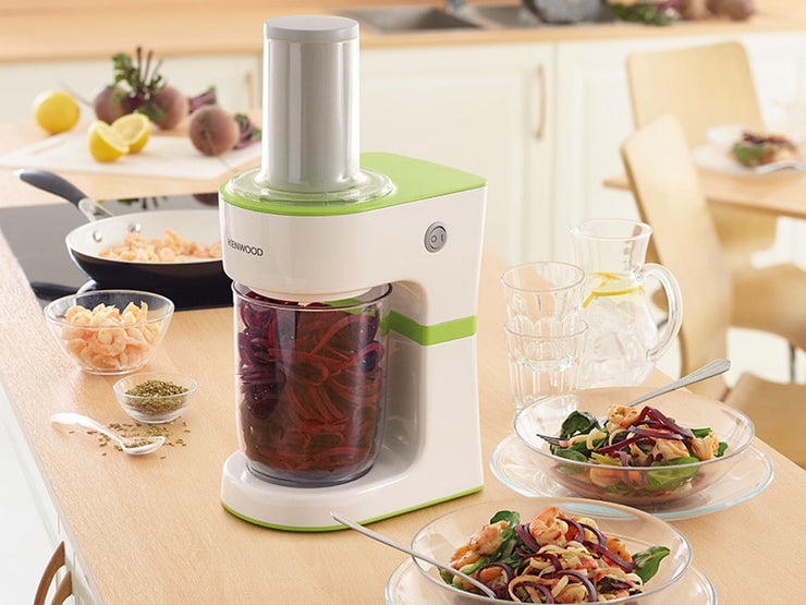 Kenwood Electric Spiralizer - White FGP200WG