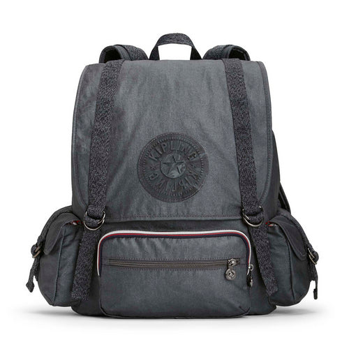 Kipling Joetsu Large Backpack - Mistic Grey - 12756-28Z