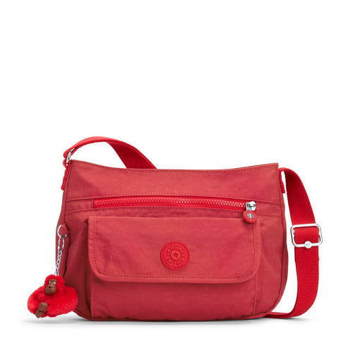 Kipling Syro Crossbody Bag - Spicy Red C - 13163-T69