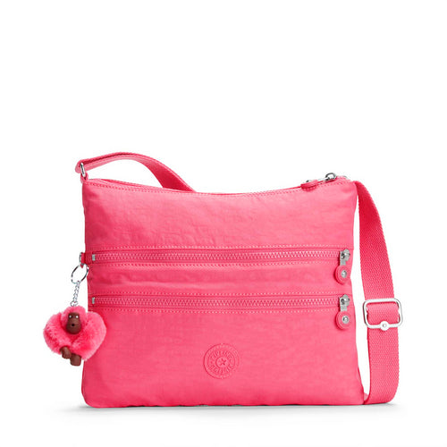 Kipling Alvar Crossbody Bag - City Pink - 13335-R51