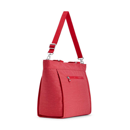 Kipling New Shopper L Tote Bag - Spicy Red C - 16659-T69
