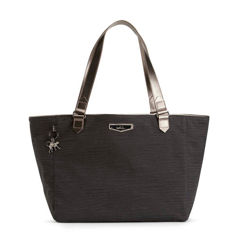 Kipling Lots Of Bag Tote Bag - Sirocco Grey - 16999-P40