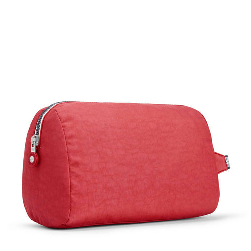 Kipling Aniki Travel Pouch - Spicy Red Mix - 17777-W99