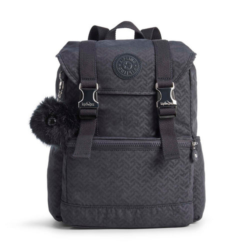 Kipling Experience S Small Backpack - Night Blue Emb - 19229-L12