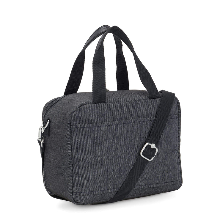 Kipling-Miyo-Large Insulated lunchbag (with trolley sleeve)-Marine Navy-I4655-58C