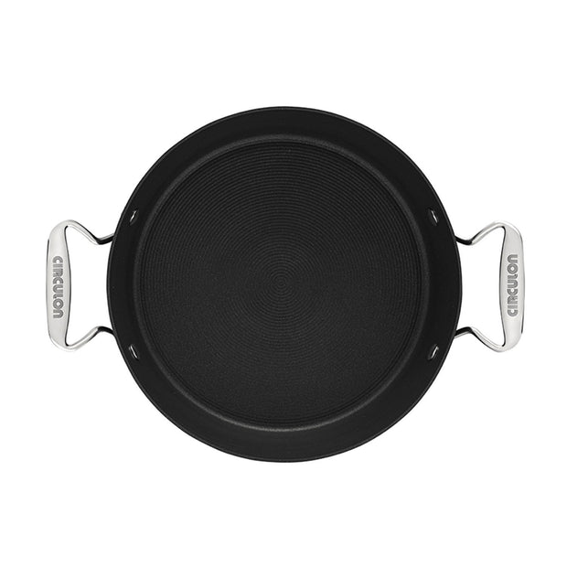 Circulon Style Saute Pan with Lid - 27 cm - 88002 - Jashanmal Home