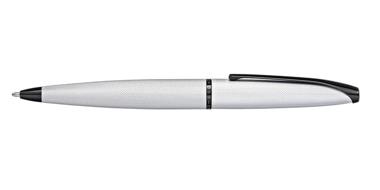 Cross ATX Brushed Chrome Ballpoint Pen