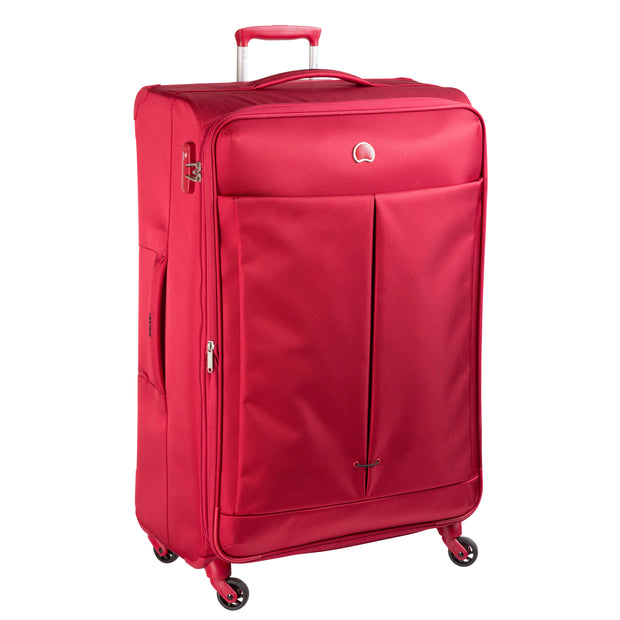DELSEY AIR ADVENTURE 70CM TROLLEY RED 360682004