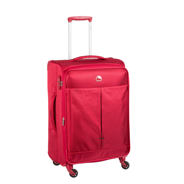 DELSEY AIR ADVENTURE 60CM TROLLEY RED 360680504