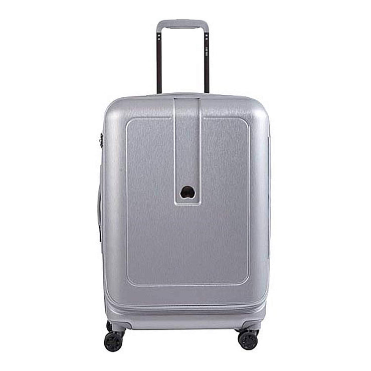 Delsey Grenelle 4 Wheel Expandable Trolley Case - Platinum - 203982011 PLAT - Jashanmal Home