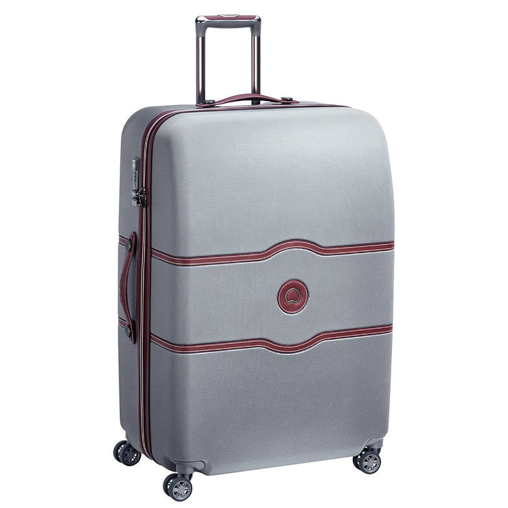 Delsey Chatelet Air Trolley Bag - Silver - 00167282111 SILVER - Jashanmal Home