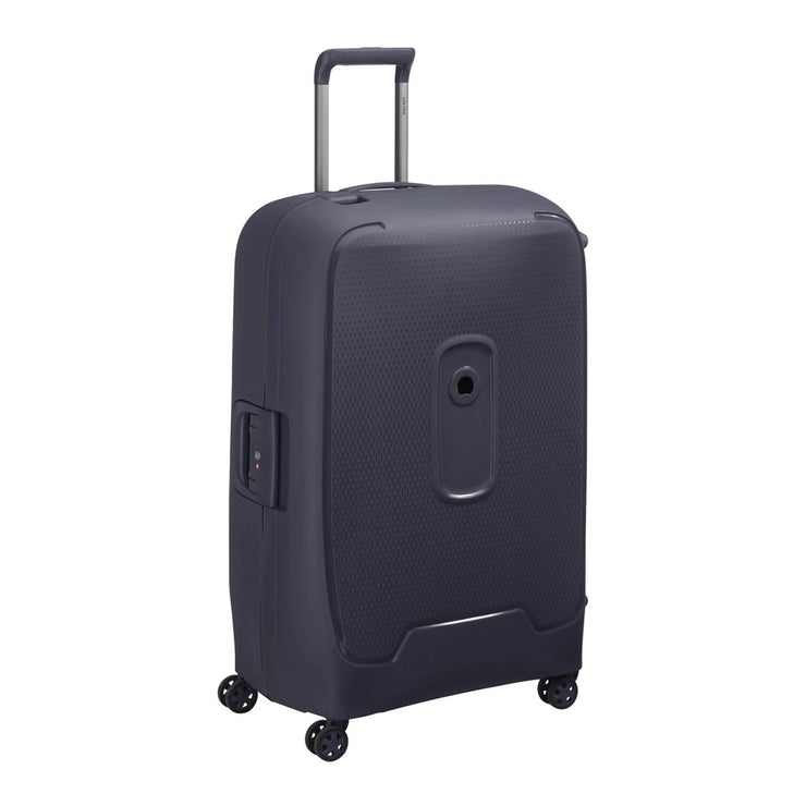 Delsey Moncey 2.0 Luggage Trolley Bag - Grey, 82 cm - 00384483001 ANT - Jashanmal Home