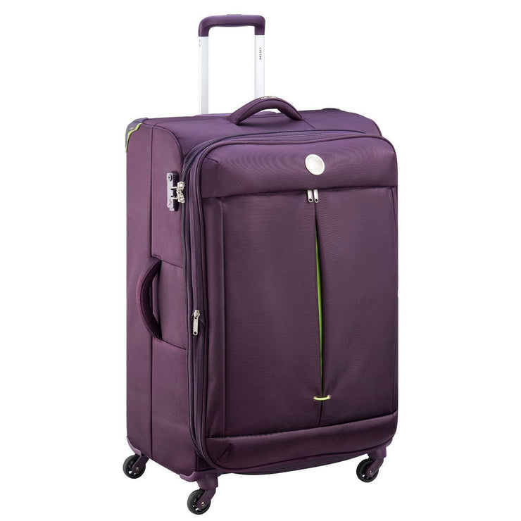 Delsey Flight Lite 4 Wheel ZST Trolley Bag - Purple, 82 cm - 00023383008G9 PURPLE - Jashanmal Home