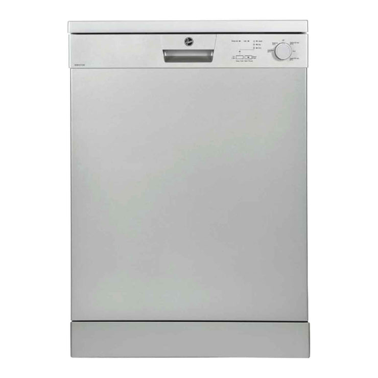 Hoover 12 Place Setting Dishwasher - Silver - HDW1217-S - Jashanmal Home