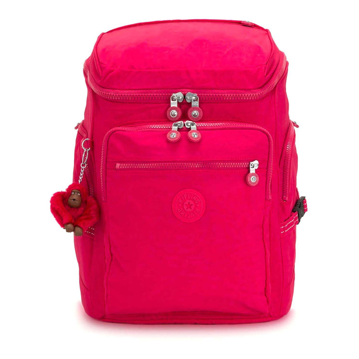 Kipling Upgrade Backpack - True Pink - 16199-09F - Jashanmal Home