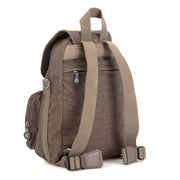 Kipling Firefly Up Backpack - True Beige - 12887-77W - Jashanmal Home