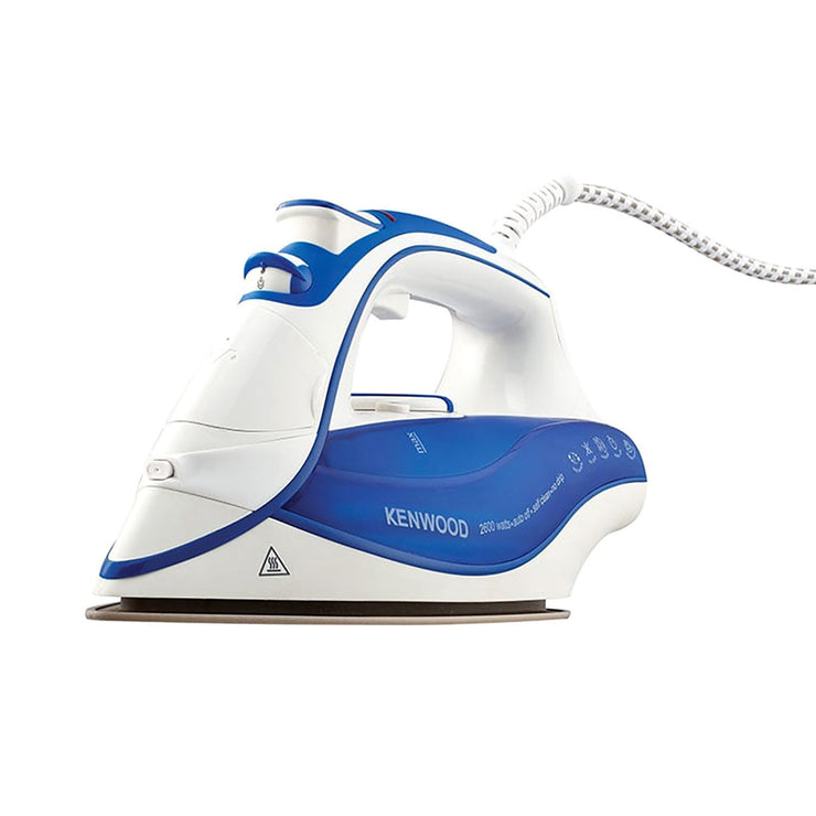 Kenwood Steam Iron - Blue and White - ISP600BL - Jashanmal Home