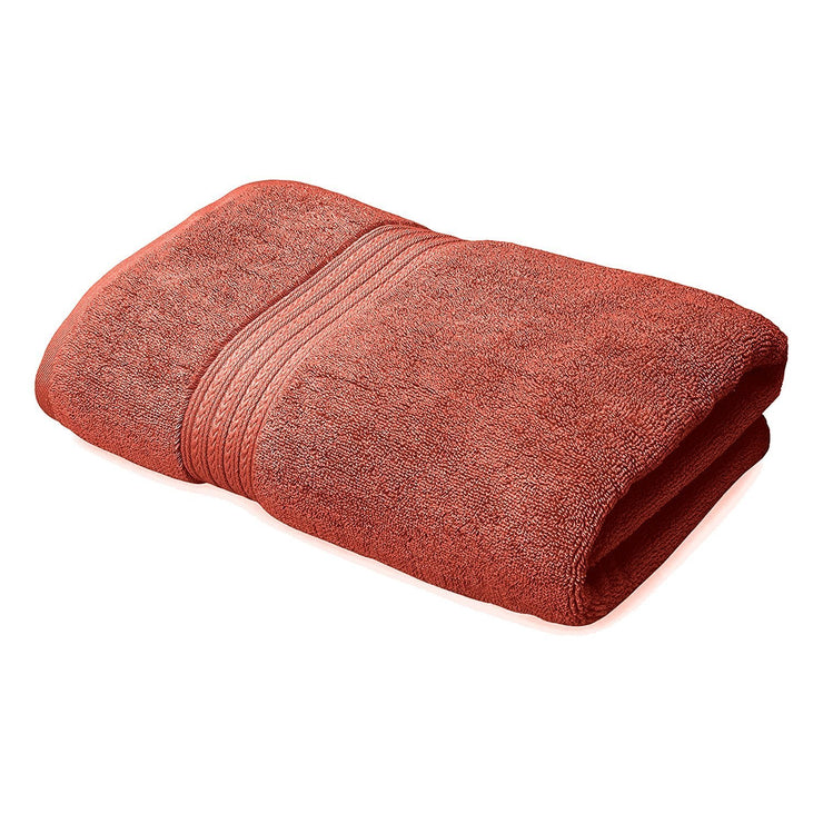 Kassatex Kassadesign Wash Towel - Blood Orange - KDK-172-BDO - Jashanmal Home