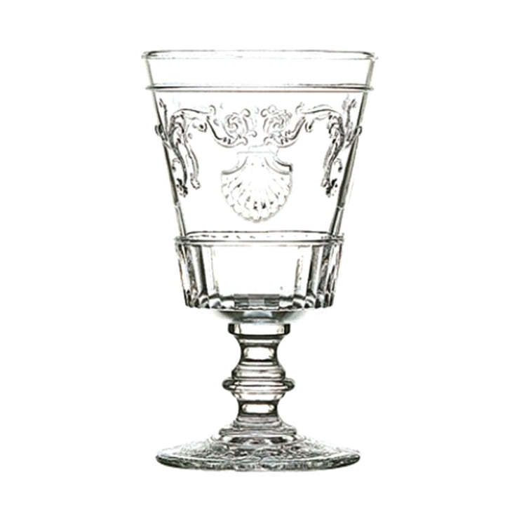La Rochere Versailles Water Glass Set - Clear - 629401 - Jashanmal Home