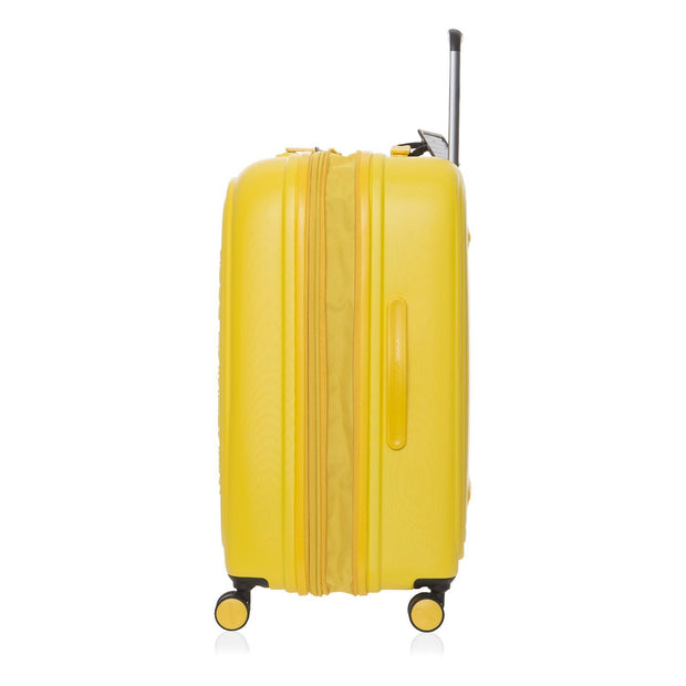 Mandarina Duck Logoduck Expandable Trolley Bag - Duck Yellow - P10SZV3205J - Jashanmal Home