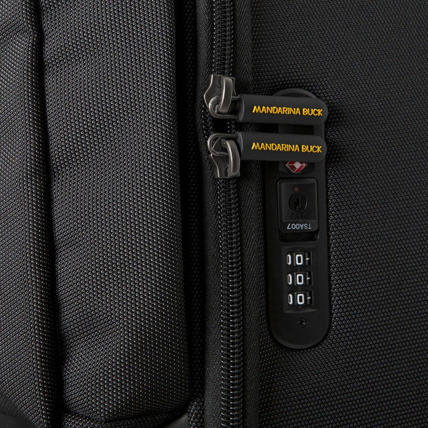 Mandarina Duck Work Now Trolley Bag - Black - P10SKV06651