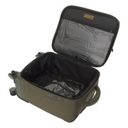 Mandarina Duck Work Now Cabin Trolley Bag - Soldier - P10SKV0106I - Jashanmal Home
