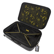 Mandarina Duck Logoduck Expandable Trolley Bag - Black - P10SZV32651 - Jashanmal Home